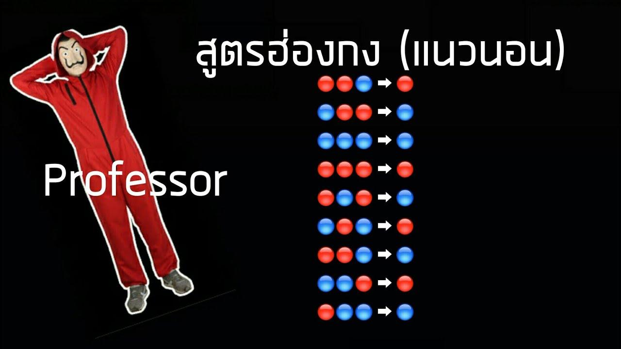 เล่น บาคาร่าออนไลน์ให้ได้เงินด้วย สูตรบาคาร่า ฮ่องกง